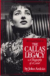 John Ardoin - The Callas Legacy