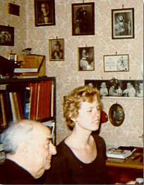 Luigi Ricci and Jane Bakken Klaviter